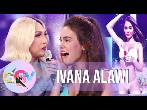 Vice feels insecure of Ivana Alawi | GGV