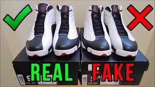 Video Jordan 13 He Got Game Authentic Vs. Fake from eBay MP3, 3GP, MP4, WEBM, AVI, FLV Juli 2019