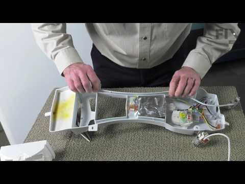 Frigidaire Refrigerator Repair – How to replace the Thermostat