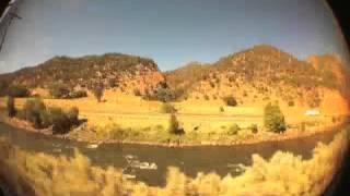 Amtrak California Zephyr GSC Time Lapse