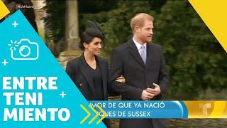 ¿Nació el bebé de Meghan Markle y el Príncipe Harry? | Un Nuevo Día