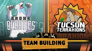 Bronx Beartics - Team Building for the Tuscon Terrakions [UCL S2W15] by PokeaimMD