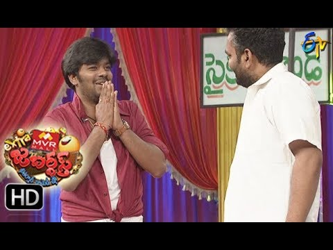 Sudigaali Sudheer Performance | Extra Jabardasth | 10th November 2017