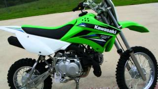 6. $2,499: 2014 Kawasaki KLX110L Mainland's Overview and Review!