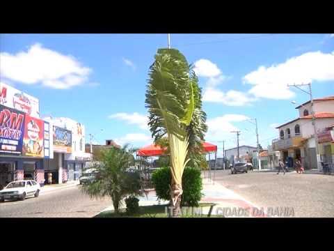 Cidades da Bahia - Itatim