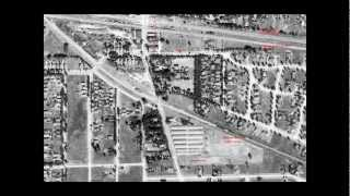 Elmhurst (IL) United States  city photos gallery : 1938 Aerial View of Elmhurst, Illinois