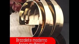 Brazalete moderno arcos multinivel