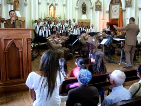 Cantata de Natal 2010 em Diamantina