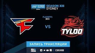 FaZe vs Tyloo - IEM Sydney XIII - map1 - de_cache [ceh9, Enkanis]