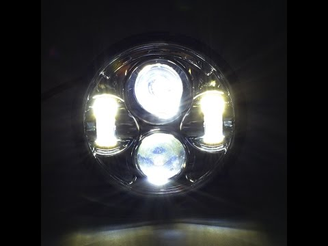 Eagle Daymaker 2 Projection Headlight Installation!