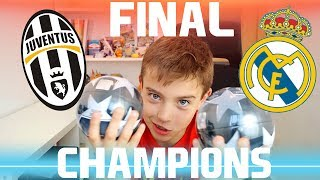 Video ¡PREDICCIÓN FINAL CHAMPIONS LEAGUE! JUVENTUS vs REAL MADRID MP3, 3GP, MP4, WEBM, AVI, FLV Mei 2017