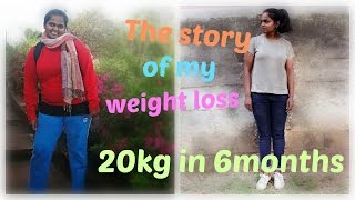 WHY I DECIDED TO LOSE WEIGHT   MY WEIGHT LOSS JOURNEY   Ranju N