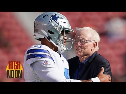 Video: Is it more lucrative to be a star on the Cowboys compared to other NFL teams? | High Noon