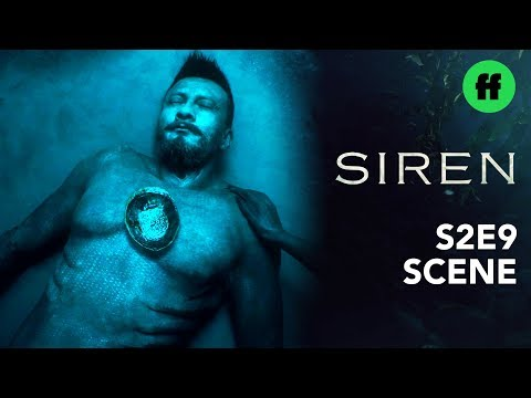 Siren Season 2, Episode 9   The Mermaids Bury Sarge   Freeform