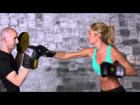 VSFS 2011: Candice Swanepoel's Workout