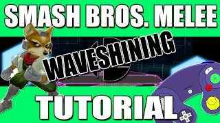Melee Tutorial | Waveshining with Fox