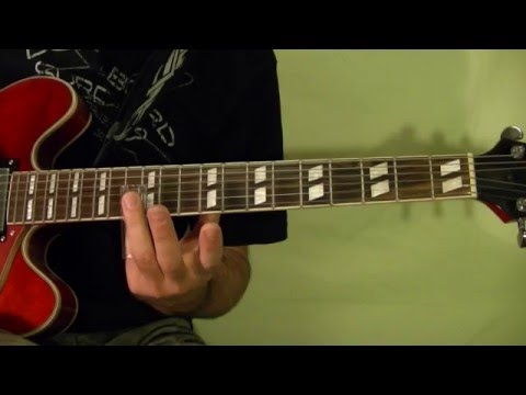SLIDE BLUES GUITAR – EASY – How to Play – Free Online Guitar Lessons With Tabs