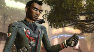 STAR WARS: The Old Republic - Imperial Agent vs. Jedi Consular