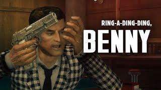 Video The Story of Fallout New Vegas Part 3: Ring-a-Ding-Ding, Benny - Fallout New Vegas Lore MP3, 3GP, MP4, WEBM, AVI, FLV Juni 2019