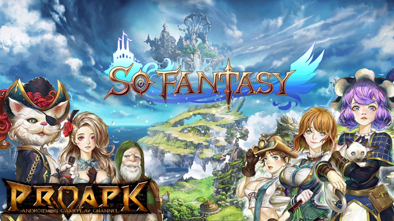 Fantasy MMORPG in your mobile - play.google.com