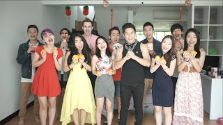 YouTube Family CNY 2015 | Eden Ang