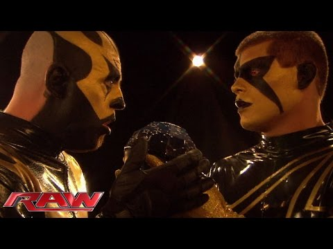 Universe - Goldust & Stardust hear the calling of the