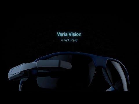 Garmin VariaVision: Visor de Datos para Bicicleta