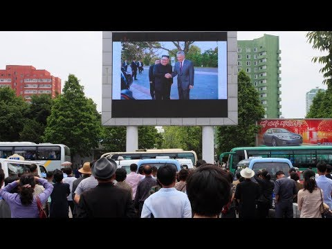 How North Korea's Media Is Covering the Summit | NYT News