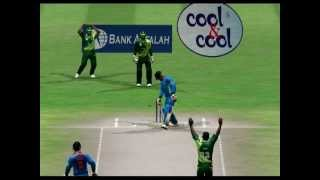 Junaid Khan Clean Bowled Virat Kohli - EA Sports Cricket 2013 Patch By A2 Stufios