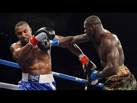 Deontay Wilder ULTIMATE Highlights