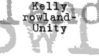 Kelly Rowland-Unity