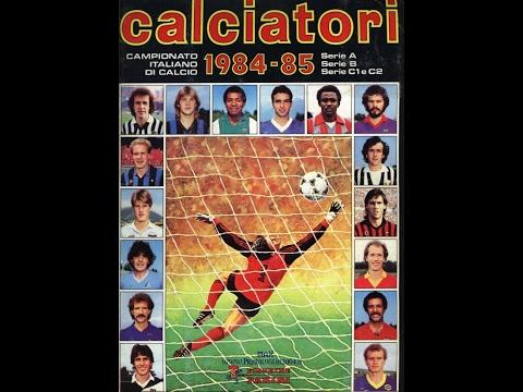 album figurine calciatori panini, stagione 1984-85!