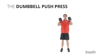 The Dumbbell Push Press