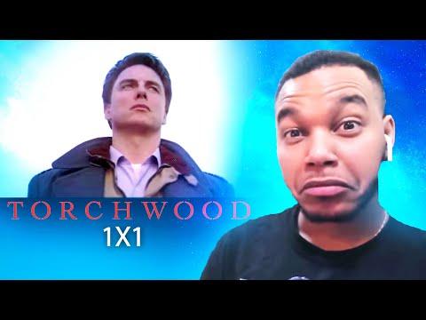 "Torchwood Season 1 Episode 1 ""Everything Changes"" REACTION!"