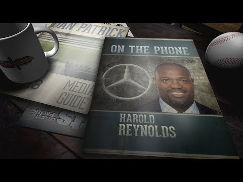 MLB Network's Harold Reynolds on The Dan Patrick Show | Full Interview | 2/20/18