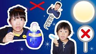 ★「夜に危機一発しちゃダメ!in 雪山コテージ」ミステリードラマ★Game mystery★