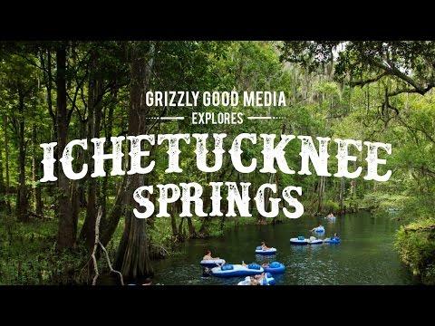 Ichetucknee Springs - Florida Adventure