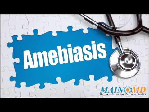 how to cure amoeba
