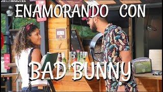 Enamorando con Bad Bunny | El Tipo OfficiaL
