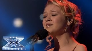 "Rion Paige Hopes to ""See You Again"" - THE X FACTOR USA 2013"