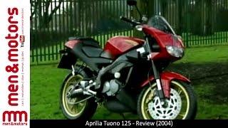 10. Aprilia Tuono 125 - Review (2004)