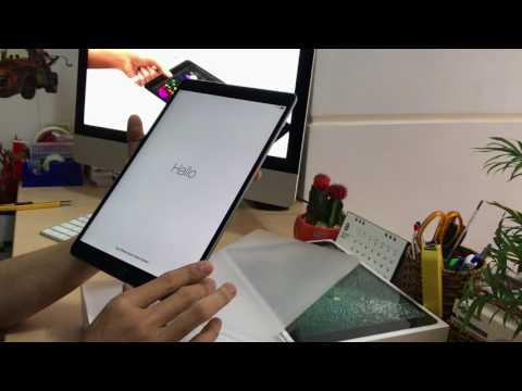 Khui hộp iPad Pro 10.5 inch 2017