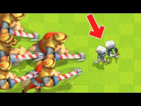 RUN LARRY!!! Ultimate Clash Royale Funny Moments - Clash LOL Monthly Review Funny Montages