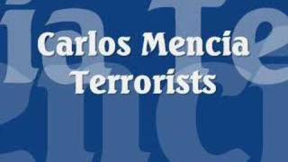 Carlos Mencia Terrorists *music not ment to be there sorry*