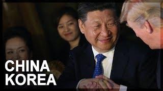 China's policy on North Korea