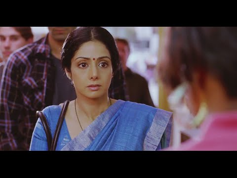 Video English Vinglish - Sridevi Cafe scene in New York download in MP3, 3GP, MP4, WEBM, AVI, FLV January 2017