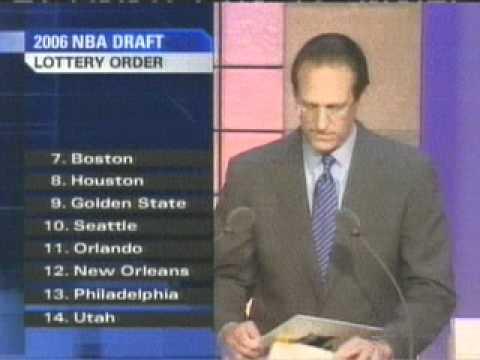 2006 NBA Draft Lottery
