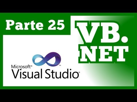 Visual Basic .NET - Parte 25 - Conexión a bases de datos  (Curso VB.NET 2010 & 2012)