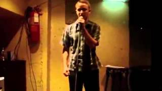 My First Try at Stand Up Comedy at The Londoner in Bangkok 2012