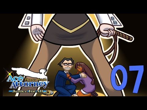 Phoenix Wright Justice For All • Ep 7 • Pearly Magatamas